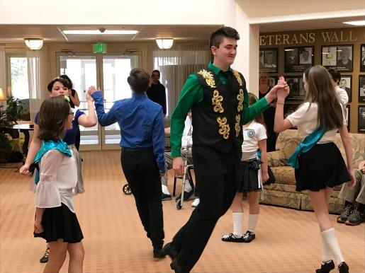 Another fun ceili dance!
