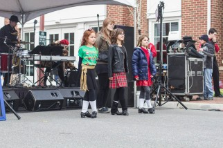 Williamsburg, VA Irish dancers